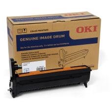 Oki 30K Cyan Image Drum for