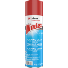 Windex Foam Glass Cleaner Foam Spray