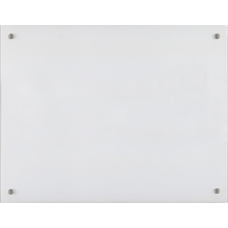 Lorell Dry Erase Glass Board 48