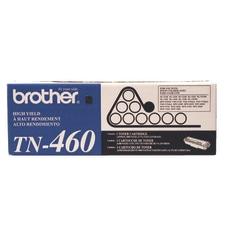 Brother TN 460 High Yield Black