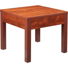 Lorell Occasional Square Corner Table 24