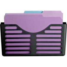 Lorell Letter A4 Size Cubicle File
