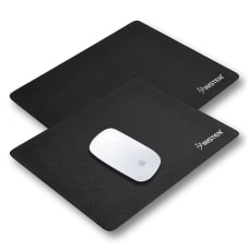 2 Piece Standard Mouse Pad For