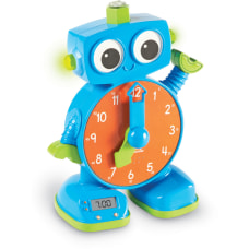 Learning Resources Tock The Learning Robot