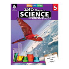 Shell Education 180 Days Of Science