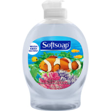 Softsoap Liquid Hand Soap Aquarium Fresh