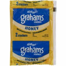 Keebler Grahams Honey Crackers Individually Wrapped