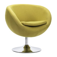 Zuo Modern Lund Occasional Chair Pistachio