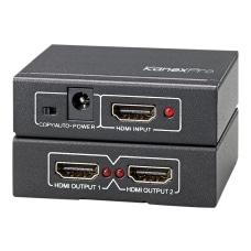 KanexPro 4K UHD HDMI 1x2 Port