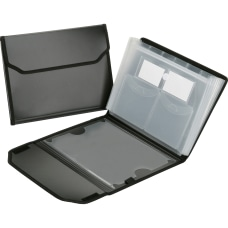 SKILCRAFT 7 Tab Polypropylene Expanding File