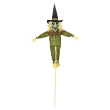 Amscan Halloween Scary Scarecrow Yard Stake