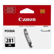 Canon Ink Tank CLI 281 Black