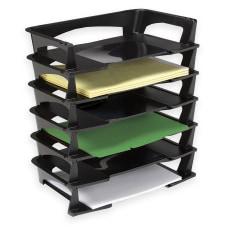 Brenton Studio Stacking Desk Trays 2