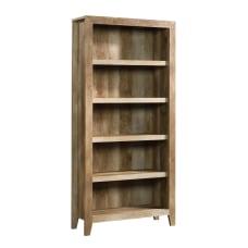 Sauder Dakota Pass Bookcase 5 Shelf