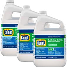 Comet Disinfecting Bathroom Cleaner Liquid 1