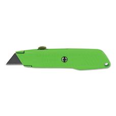 Interlock High Viz Retractable Utility Knife