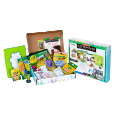 Crayola CreatED Math Family Engagement Kit