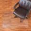 Realspace Hard Floor Chair Mat Rectangular