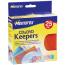 Memorex CD DVD Keepers Assorted Colors