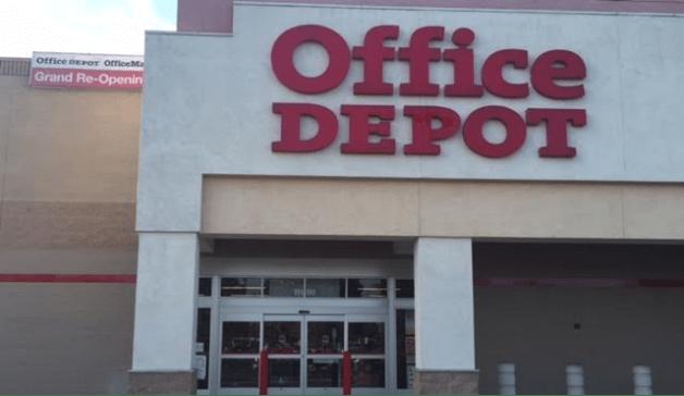 Office Depot In Garden Grove Ca 11100 Garden Grove Blvd